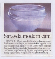 Radikal Saturday - Sarayda modern cam